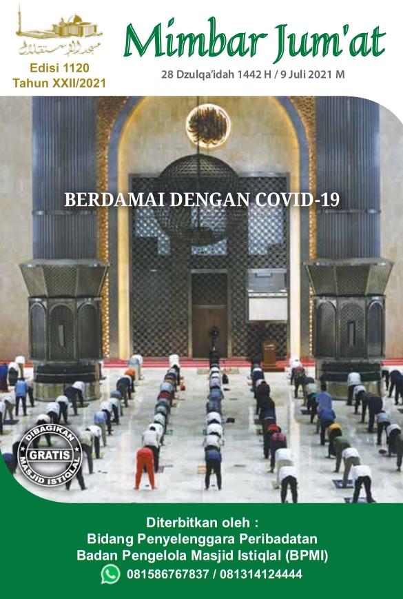 BERDAMAI DENGAN COVID-19
