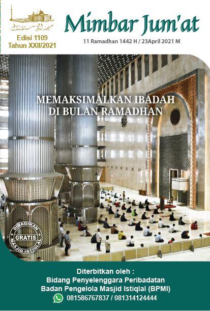 Memaksimalkan Ibadah di Bulan Ramadan