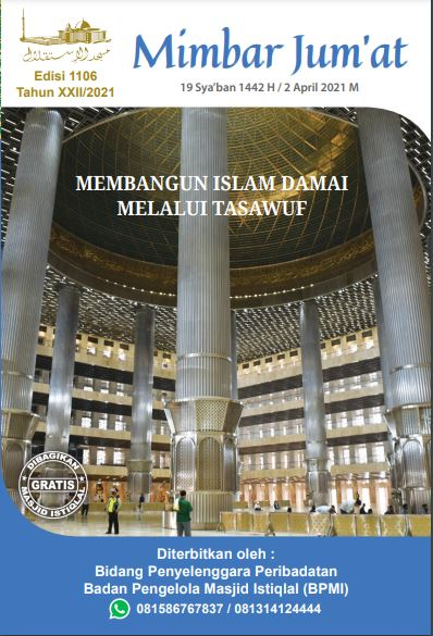 Membangun Islam Damai Melalui Tasawuf