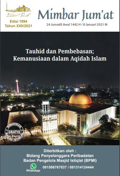 Tauhid dan Pembebasan; Kemanusiaan dalam Aqidah Islam