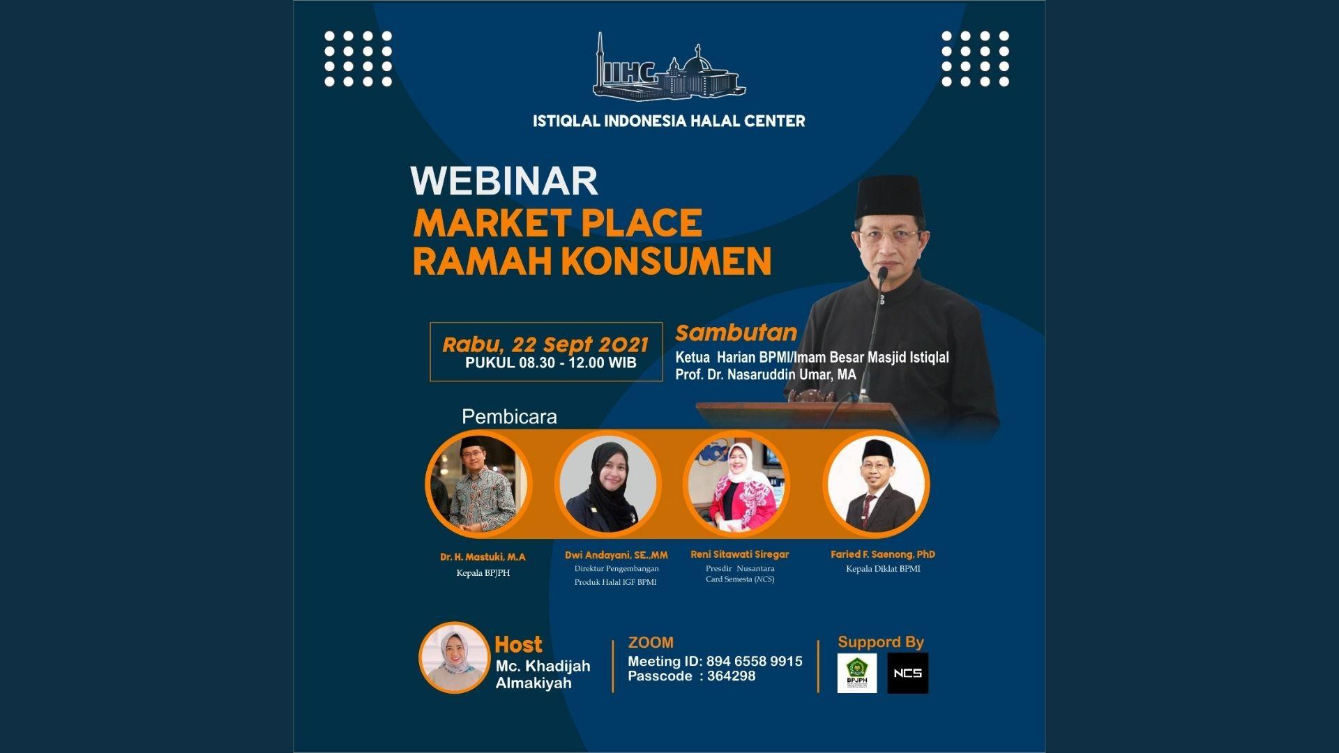 Tiga Cara Wujudkan Marketplace Ramah Muslim
