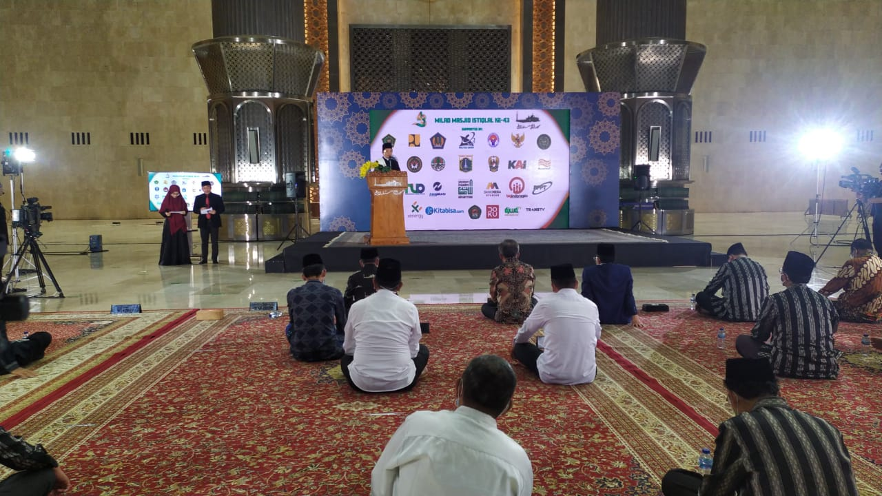 Milad ke-43, Istiqlal Luncurkan 42 Program New Istiqlal