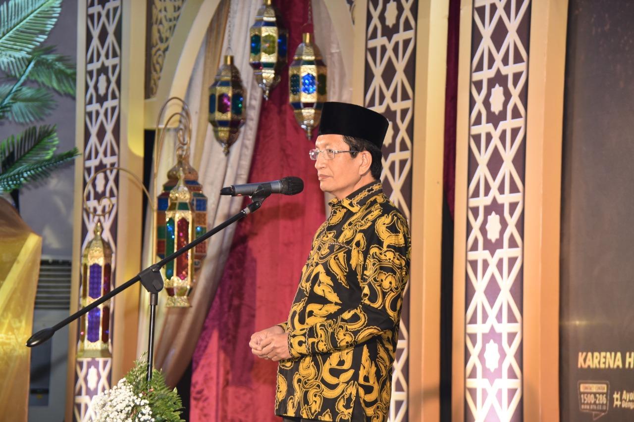 KH Nasaruddin Umar: Pahami Makna Syukur