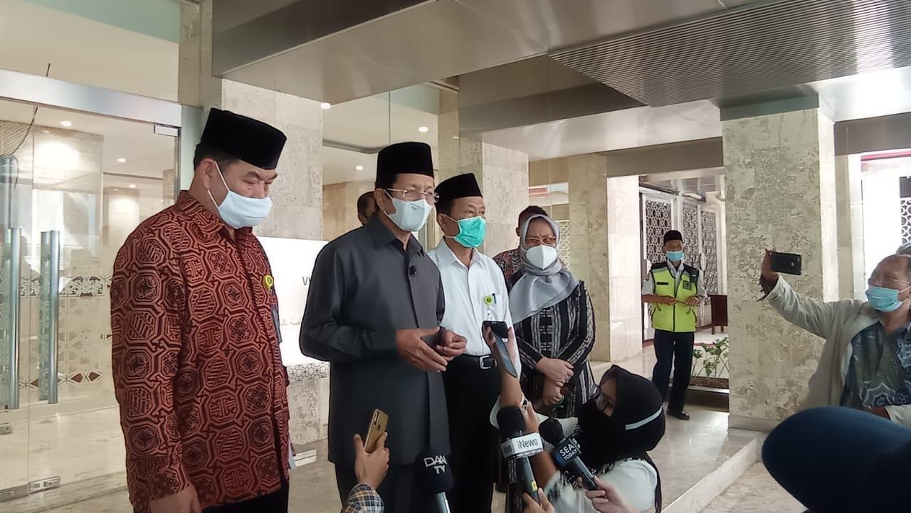 Masjid Istiqlal Tidak Menyelenggarakan Salat Idulfitri 1442 Hijriah