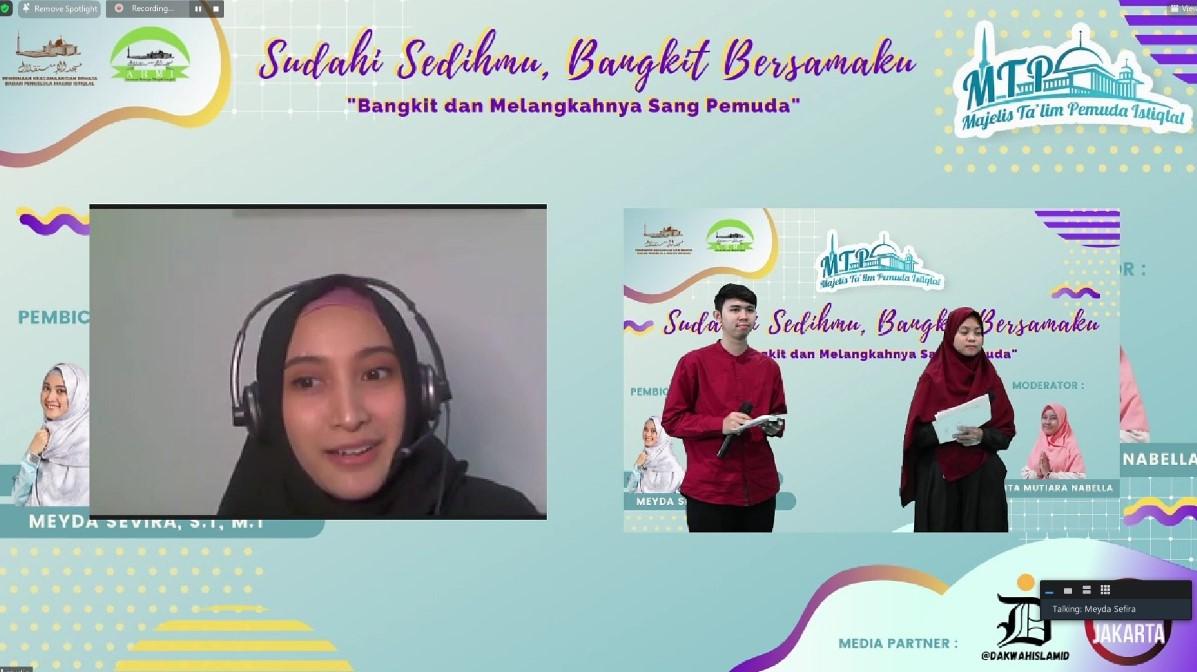 MTPI Remaja Masjid Istiqlal: Sudahi Sedihmu, Bangkitlah Bersamaku