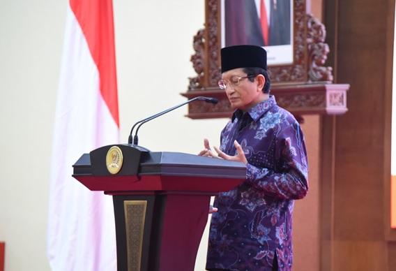 Imam Besar Masjid Istiqlal Pimpin Doa HUT DPD Ke- 16