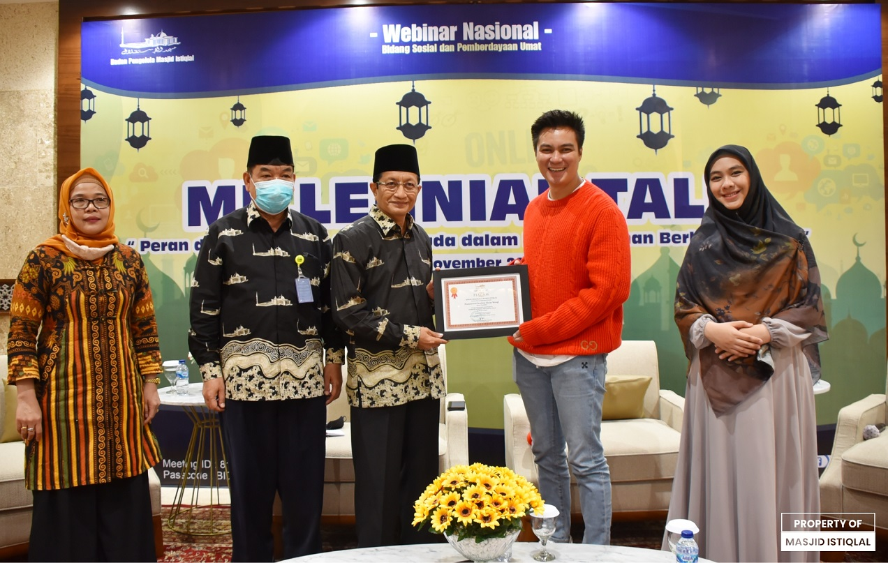 Istiqlal Menuju Masjid Ramah Millennial