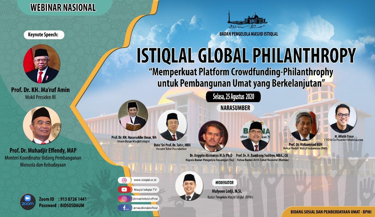 Istiqlal Global Philantrhopy