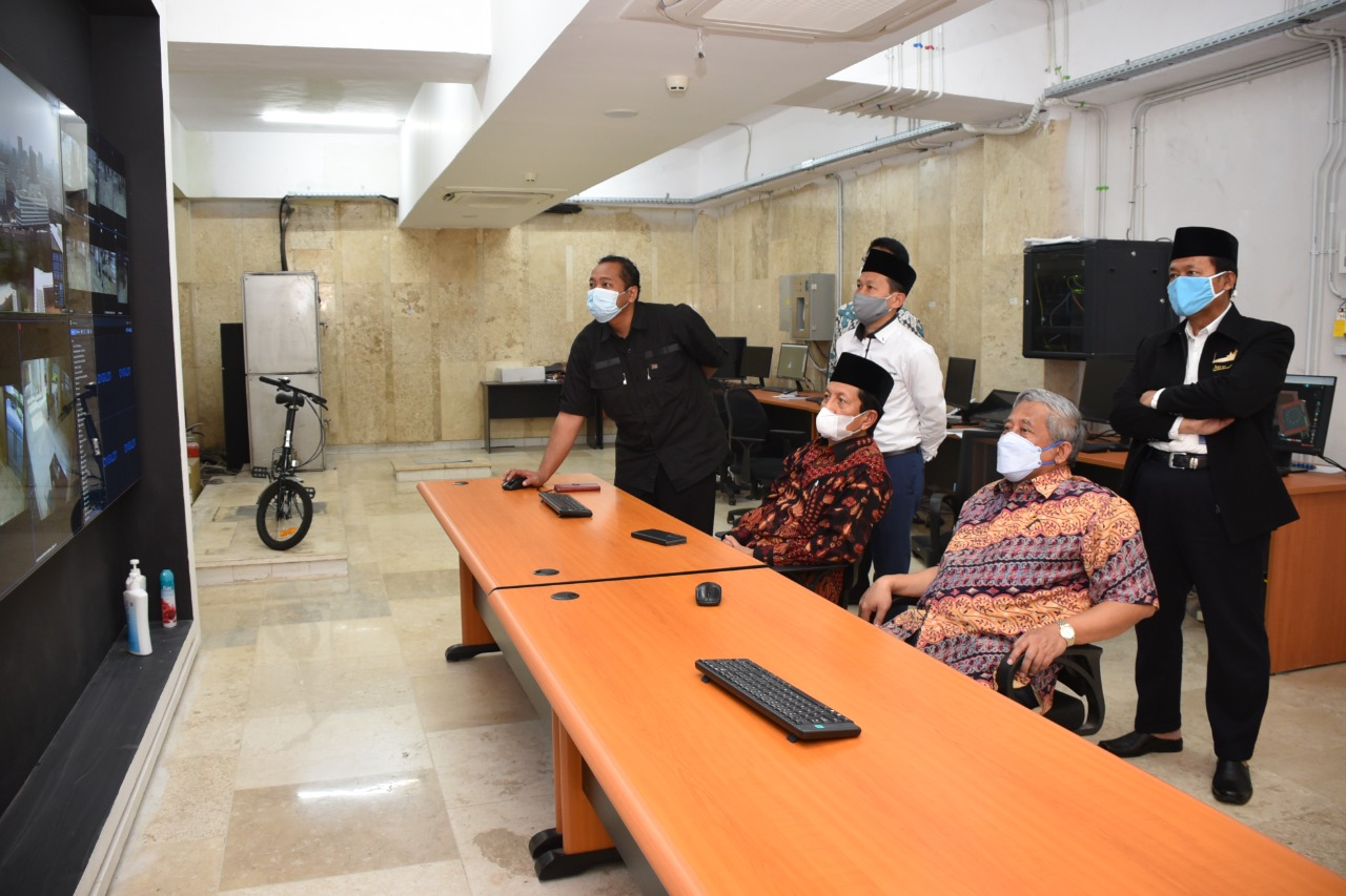 Kunjungan Silaturahmi Prof. Dr. Ir. KH. Mohammad Nuh, DEA